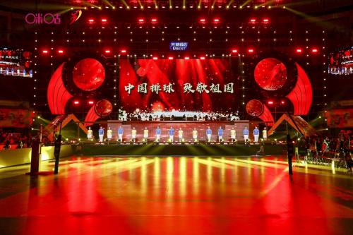 2019排超全明星落幕,中国移动咪咕打造全球首场5G+真4K排球赛事直播