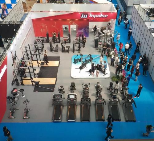 英派斯闪耀2019年TaiSPO台北体育用品展