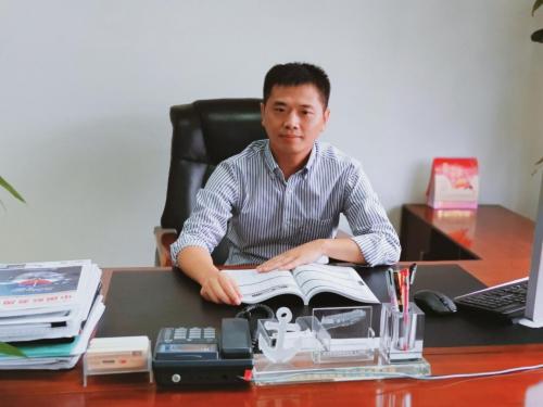 云當網CEO陳首濤用貨物跟蹤闖出物流互聯網新天地