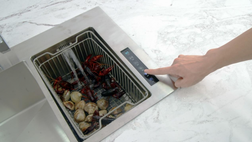 洗菜还要大力出奇迹?美仕杰用超声波净洗水槽吊打所有细菌残留-焦点中国网