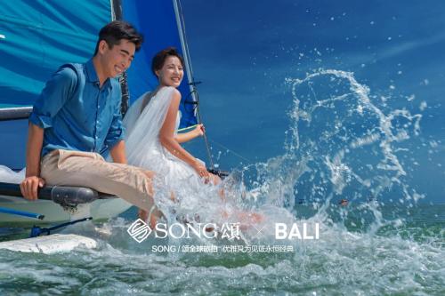 「渔民旅游网」巴厘岛旅拍婚纱照哪家好【SONG颂旅拍】让你爱不释手!