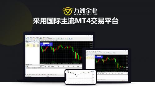 万洲金业接纳国际主流MT4交易平台 黄金投资安全可靠