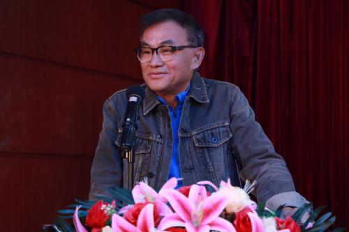 香港导演叶天行:对电影的初心一直在路上