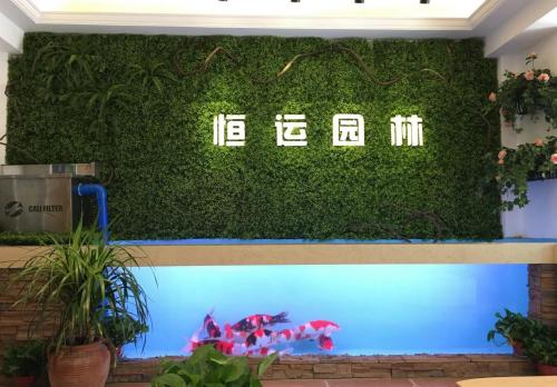 郑州锦鲤鱼池上门设计施工-河南恒运园林