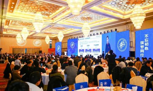知呱呱创始人严长春当选北京市青年企业家协会理事