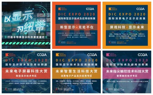 DIC EXPO国际显示展特约