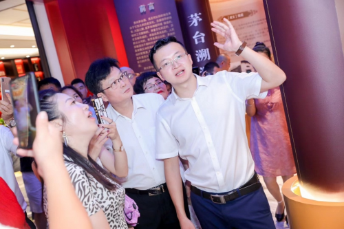 顺联动力&茅台集团旗下茅台醇酒签约入驻首发仪式在杭举行