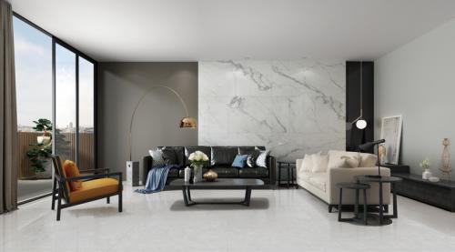 威尔顿通体大理石瓷砖打造大美视野,探寻家居新视界