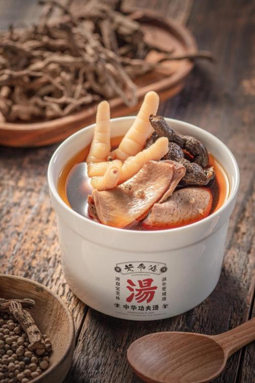 黄飞鸿功夫汤——后疫情时代的健康饮食