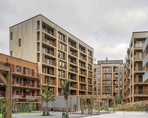 """绿色无处不在,看瑞典木业如何实现建筑""""绿色健康""""化"""