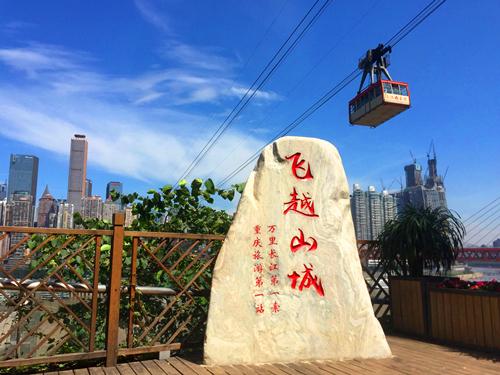飞越山城,鸟瞰重庆-长江索道景区.jpg