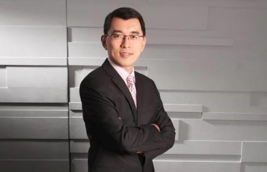 台湾知名主持人杨世光,台湾财经主持一哥,到大陆继续发展