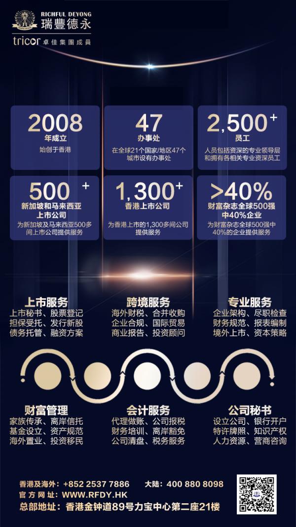 注册香港公司之公司类型不同报税方式的区别