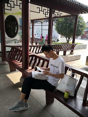 """溢米辅导学员胡辛桐:""""持之以恒""""高考628分成功录取985高校电子科技大学"""