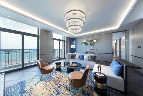 室内设想公司杰恩设想上海三甲港绿地铂瑞旅店设想