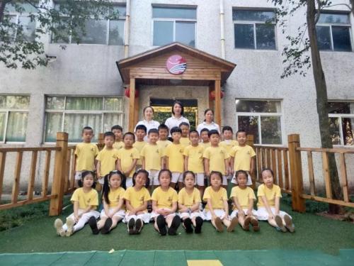 米微新风携手舞钢幸福泉幼儿园,缔造健康新空间