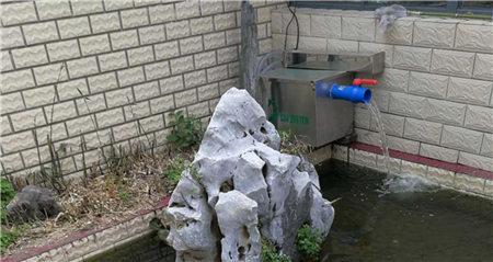 不锈钢鱼池过滤器的选择