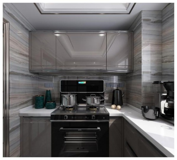79平米的房这样装修,空间大了1倍,装修只花了12万!-云山晓装修