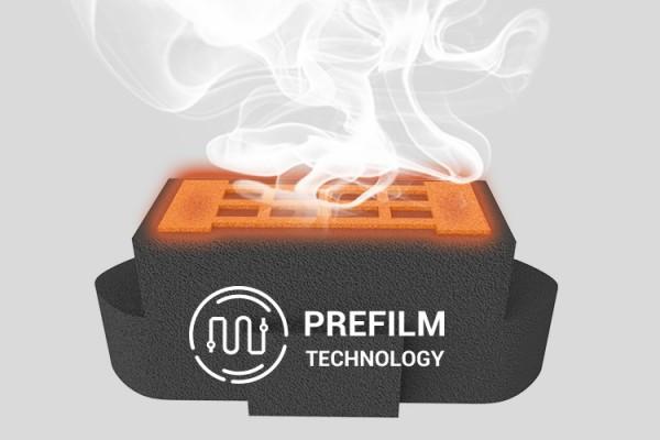 陶瓷雾化技术进入网格时代,伊卡普发布PREFILM 4.0