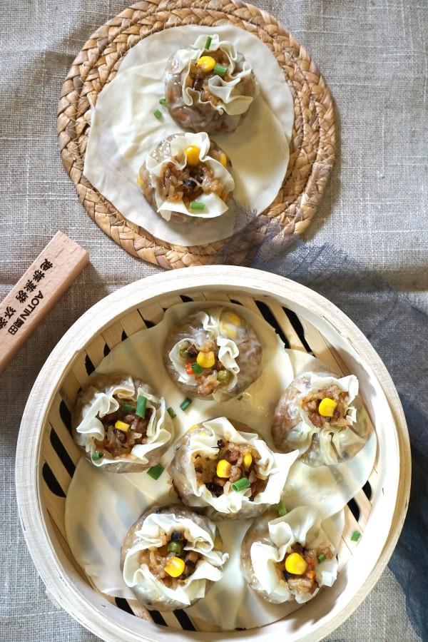 奥田蒸烤一体集成灶:美食烹饪教程之手工烧麦