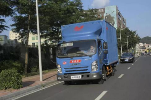 实拍五位江铃轻卡车主:我知道了江铃成为国民轻卡的奥秘 汽车殿堂
