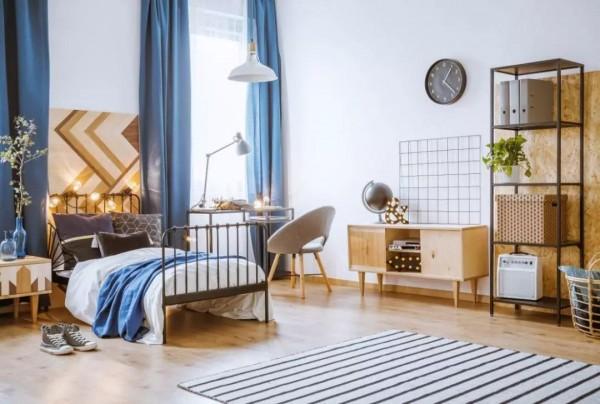 奧田集成灶小戶型89平米兩室一廳裝修效果圖