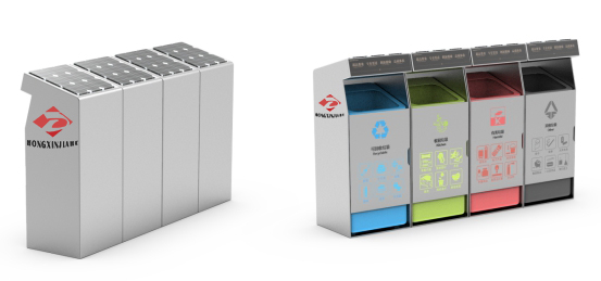 鸿鑫嘉和推出智能分类设备,轻松解决2020年垃圾分类难题