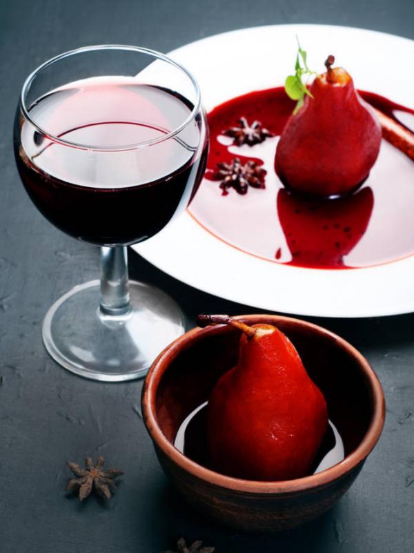 阳光考拉红酒课堂:葡萄酒菜肴之红酒炖雪梨