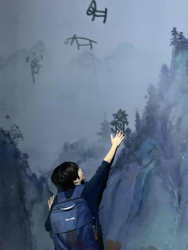"""森克思(深圳)文创科技有限公司助力博林打造""""数字中国·幻舞冰城""""沉浸空间"""