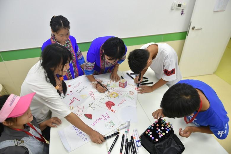 广西三江学子上海公益研学行,昂立教育,优质教育服务向全国赋能的坚守者