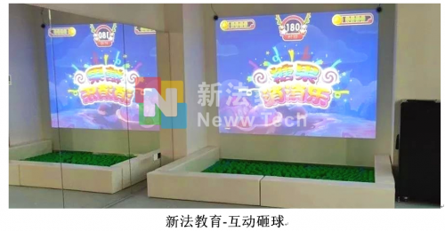 全面引进互动教学系统,北京通州市某幼儿园精心打造学前教育