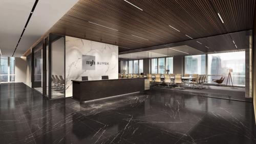洛赛声学为满京华总部改造及声学提升提供服务,打造全新面貌