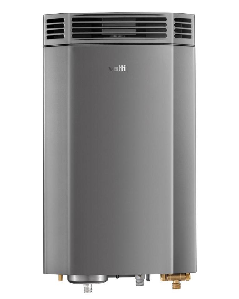 华帝室外型燃气热水器GW5:无惧恶劣环境,安全洗浴的必备神器图1