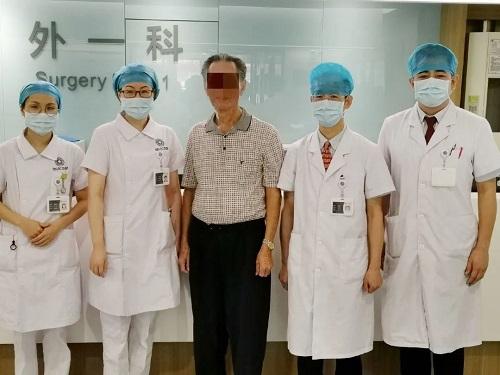 """""""珠峰""""手术!前海人寿广州总医院肝胆外科成功完成两例胰十二指肠切除术"""