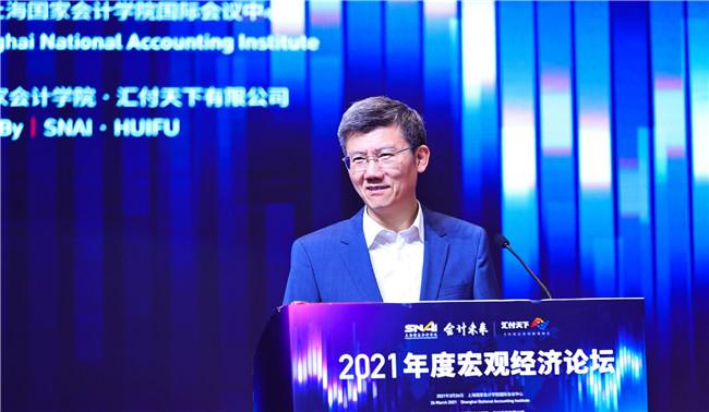 连平:国际经济整体性复苏,中国经济平稳恢复