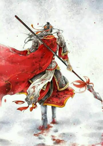 忠勇苏轩堂杨家军2021英雄帖
