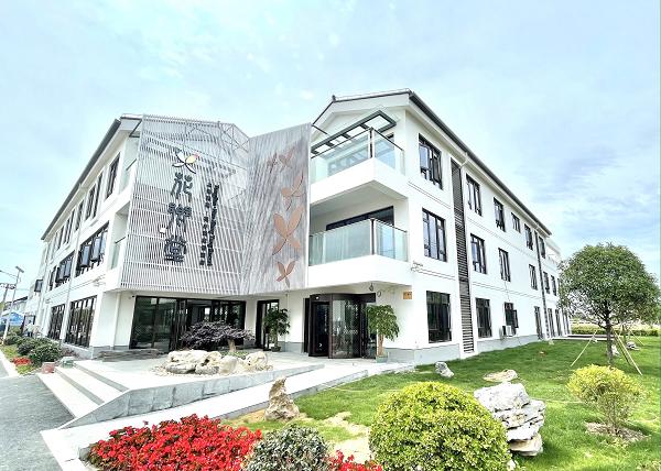 上海同建·花乡堂度假酒店正式开业了!